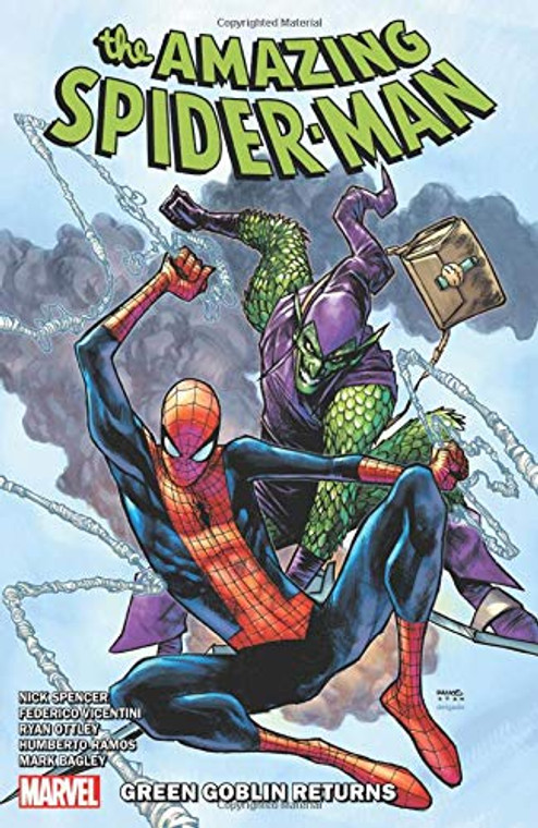 AMAZING SPIDER-MAN BY SPENCER TP VOL 10
