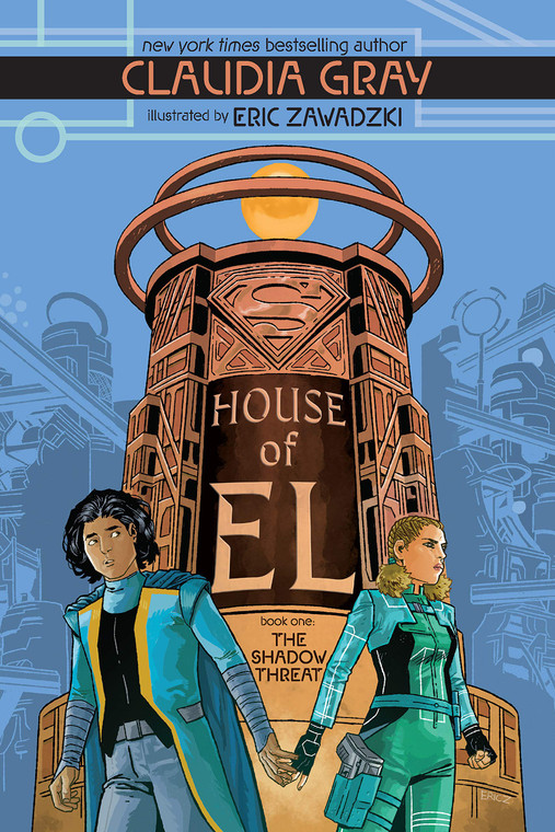 HOUSE OF EL TP BOOK 01 THE SHADOW THREAT