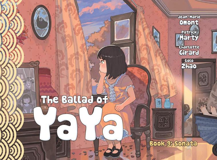 BALLAD OF YAYA GN VOL 09 SONATA