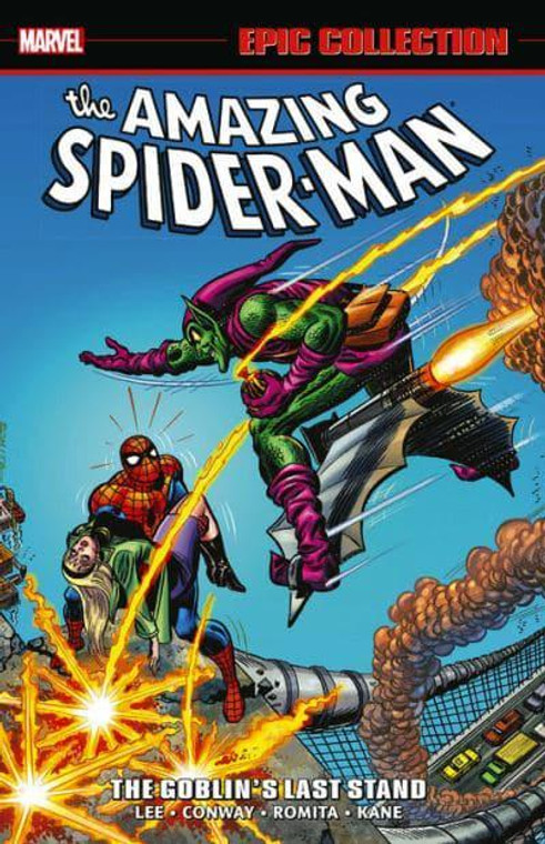 AMAZING SPIDER-MAN EPIC COLLECTION TP THE GOBLINS LAST STAND