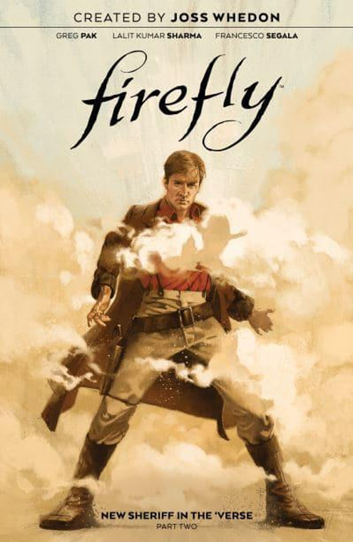 FIREFLY NEW SHERIFF IN VERSE HC VOL 02