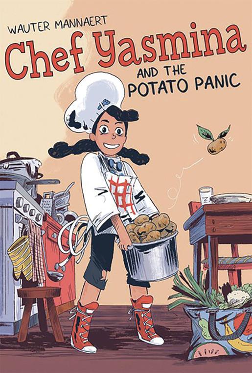 CHEF YASMINA & POTATO PANIC GN
