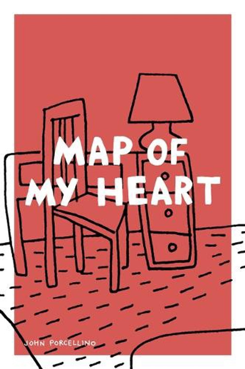 MAP OF MY HEART SC