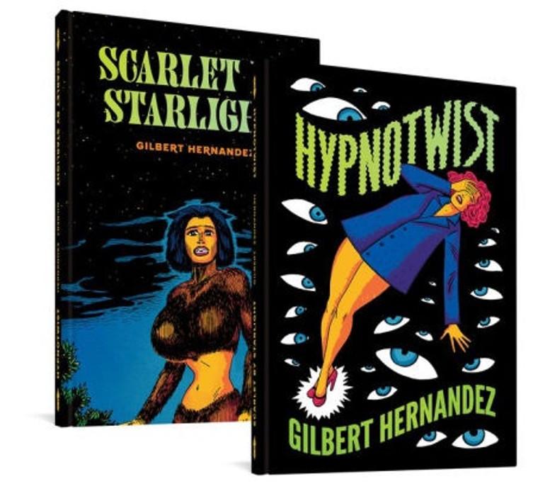 HYPNOTWIST/ SCARLET BY STARNIGHT HC