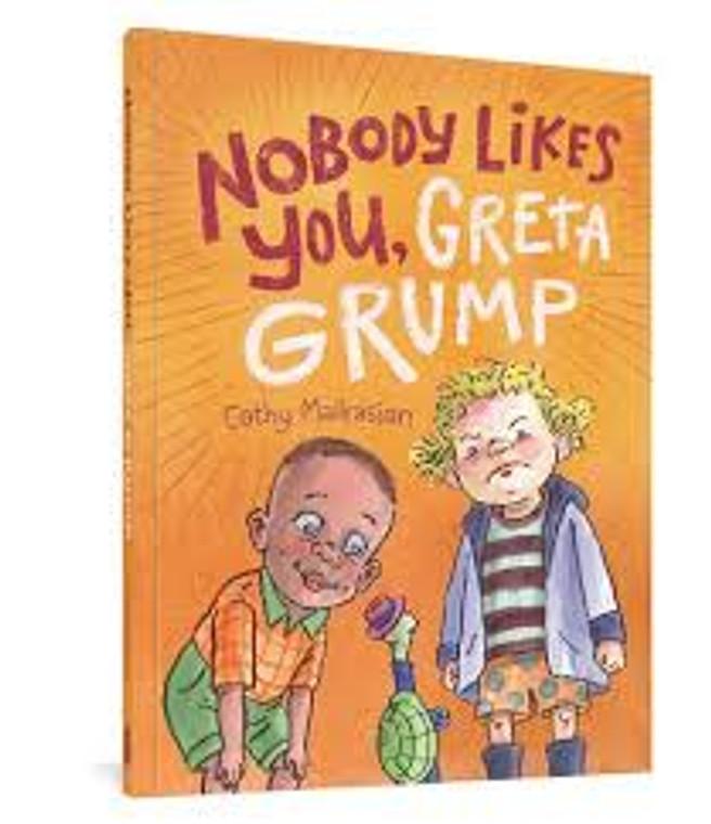 NOBODY LIKES YOU GRETA GRUMP SC