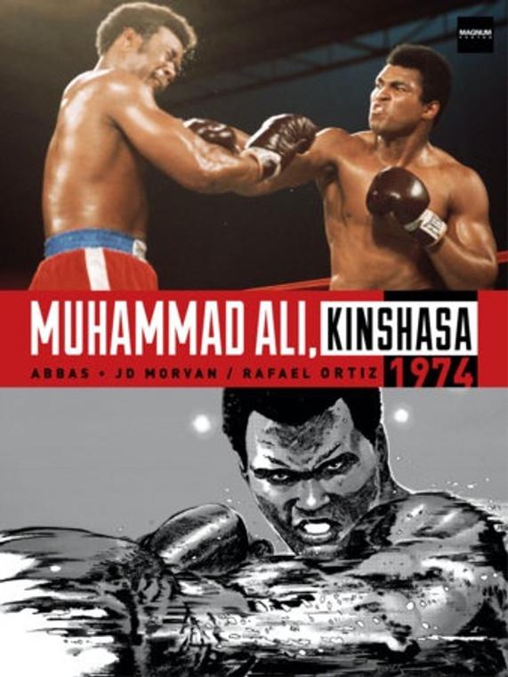 MUHAMMAD ALI KINSHASA 1974 HC