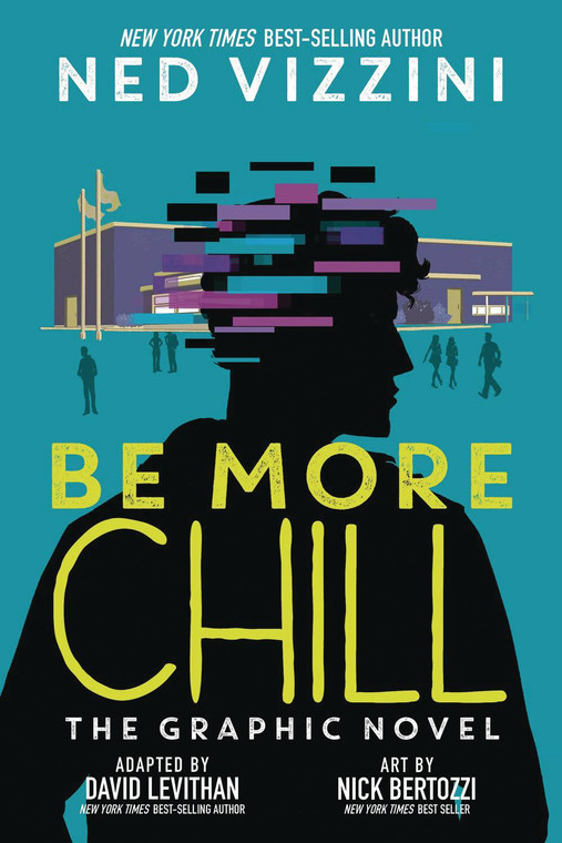 BE MORE CHILL GN