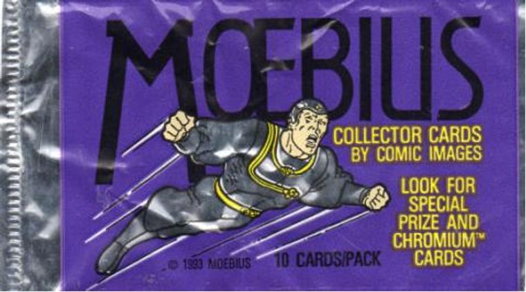 MOEBIUS COLLECTOR CARDS