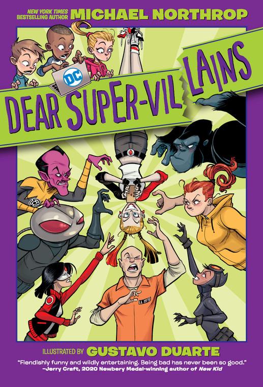 DEAR DC SUPERVILLAINS TP