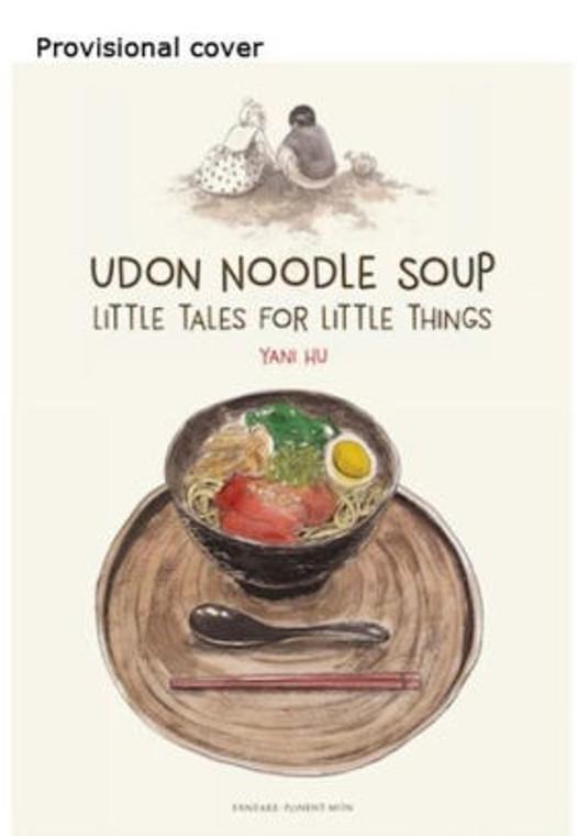 UDON NOODLE SOUP LITTLE TALES FOR LITTLE THINGS SC