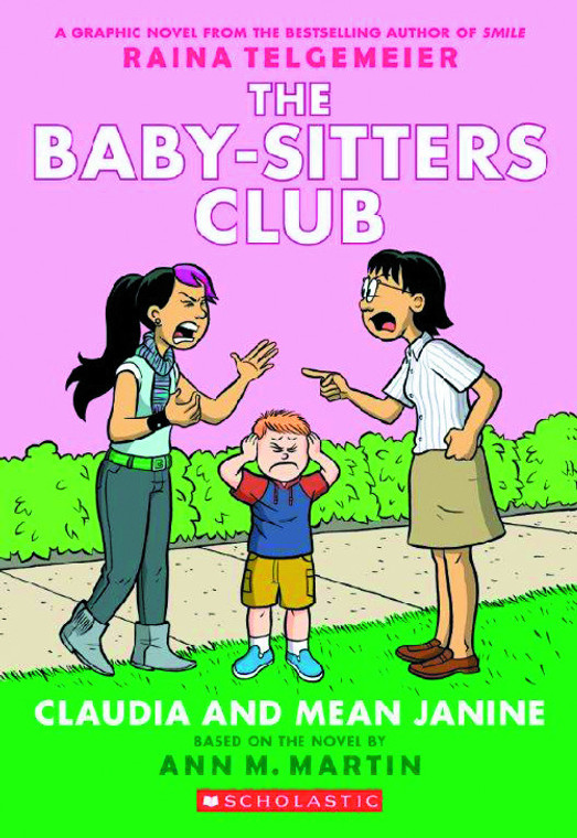 BABY SITTERS CLUB GN VOL 04