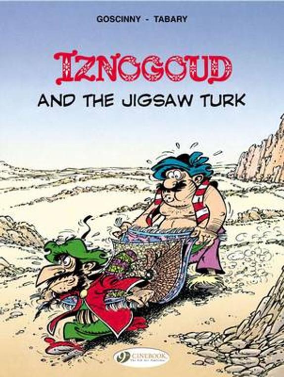 IZNOGOUD VOL 11 AND THE JIGSAW TURK