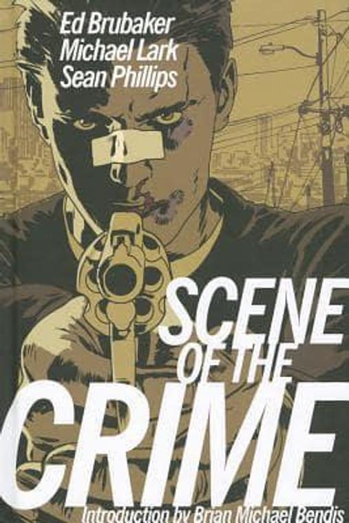 SCENE OF THE CRIME HC SIGNED