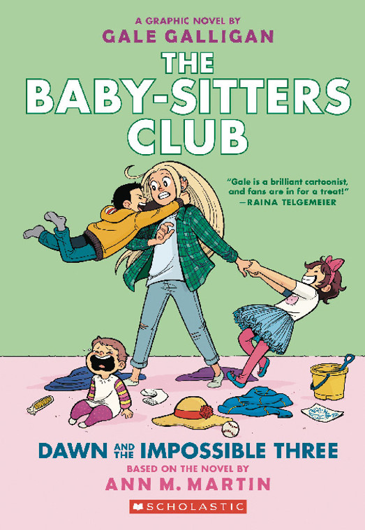 BABY SITTERS CLUB GN VOL 05