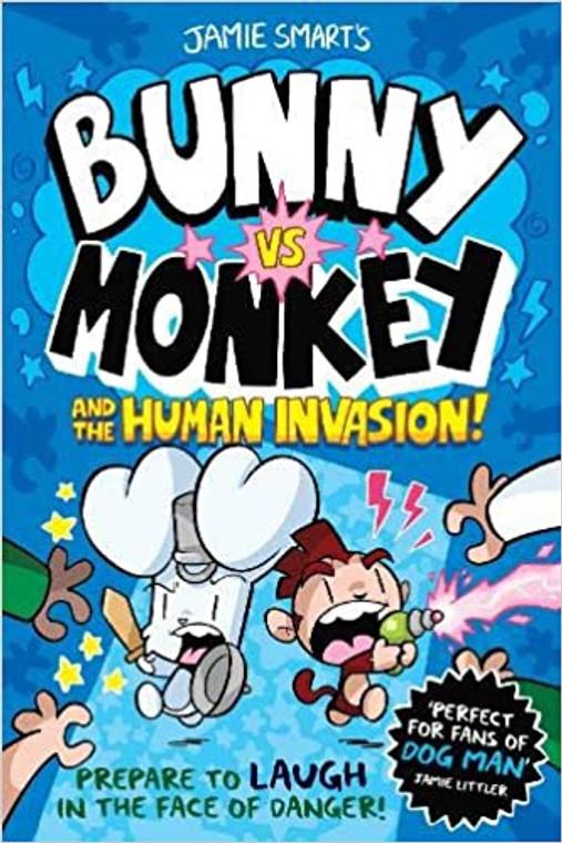 BUNNY VS MONKEY NEW SC VOL 02