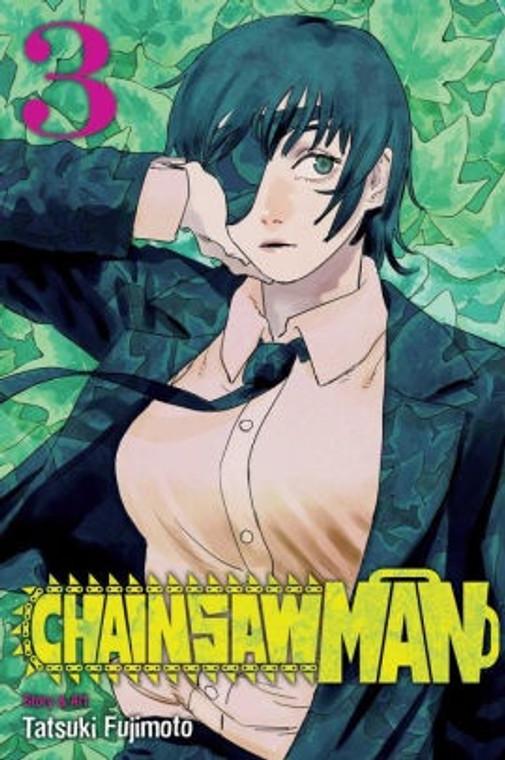 CHAINSAW MAN VOL 03