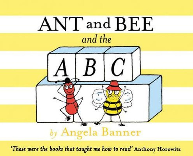 ANT AND BEE AND THE ABC HC