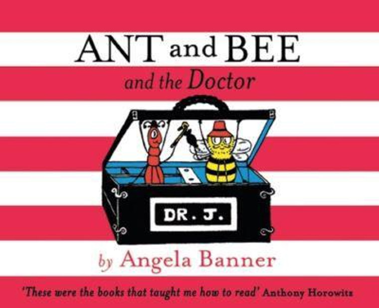 ANT AND BEE AND THE DOCTOR HC