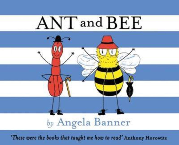 ANT AND BEE HC