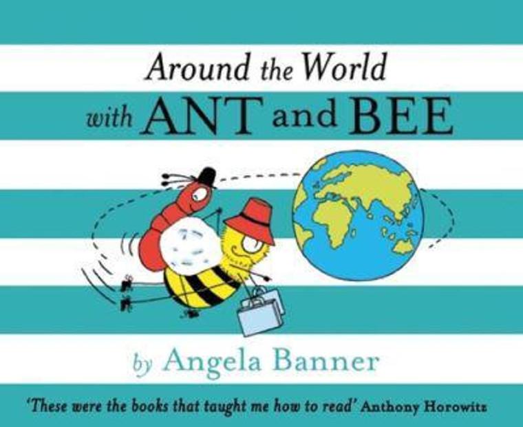 ANT AND BEE AROUND THE WORLD HC