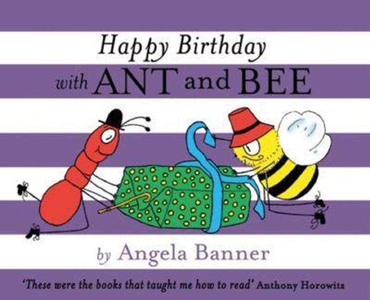 ANT AND BEE HAPPY BIRTHDAY HC