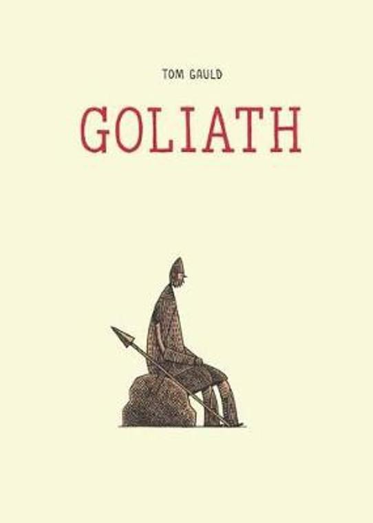 GOLIATH HC SIGNED BOOKPLATE