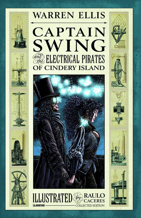 RECYCLED - CAPTAIN SWING TP VOL 01