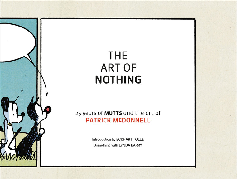 ART OF NOTHING HC 25 YEARS OF MUTTS