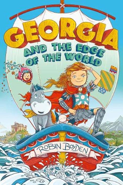 GEORGIA AND THE EDGE OF THE WORLD SC