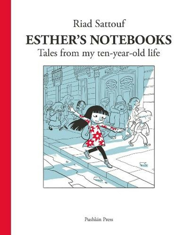 ESTHER'S NOTEBOOKS SC VOL 01