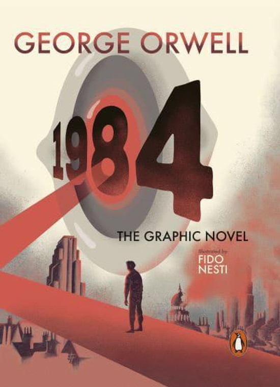 NINETEEN EIGHTY-FOUR HC