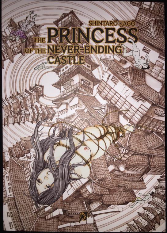 PRINCESS OF THE NEVER-ENDING CASTLE SC