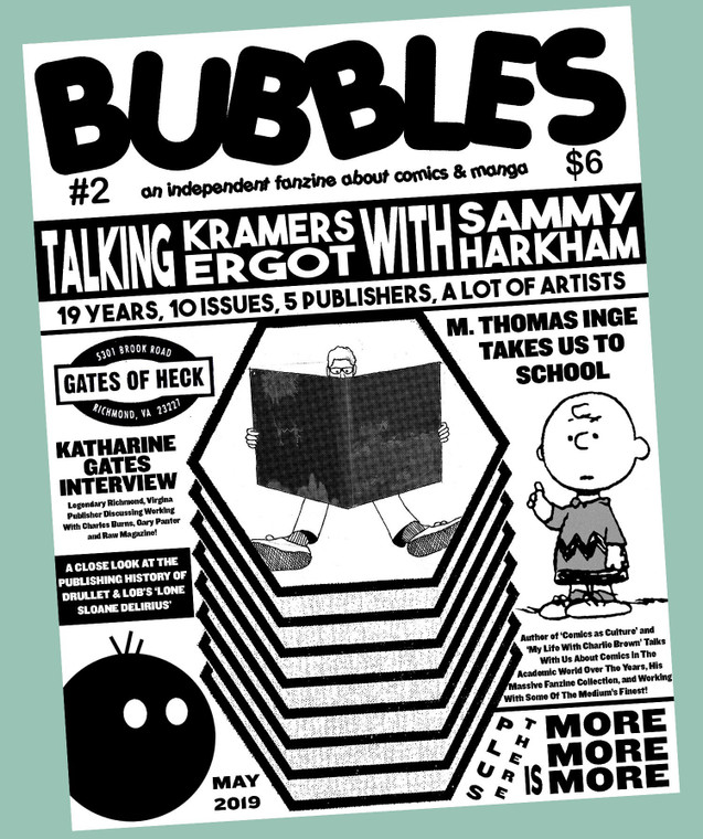 BUBBLES ZINE VOL 03