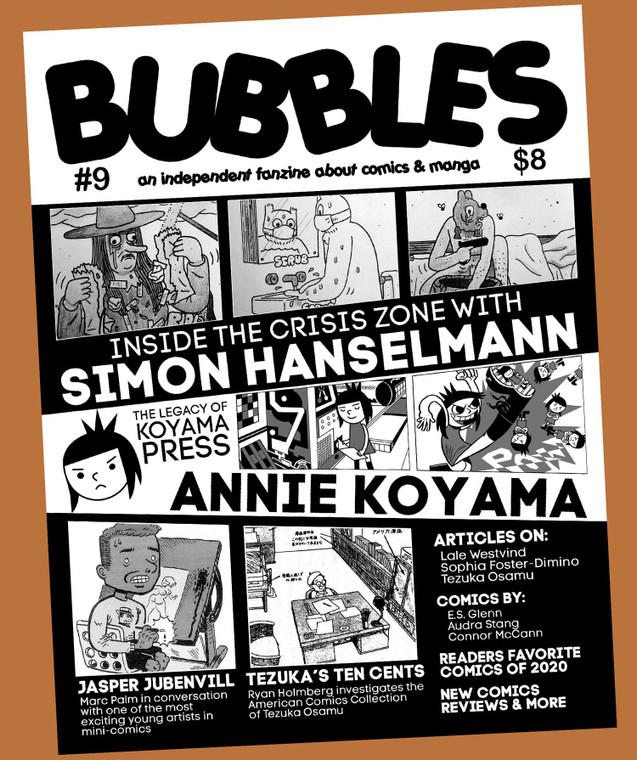 BUBBLES ZINE VOL 09