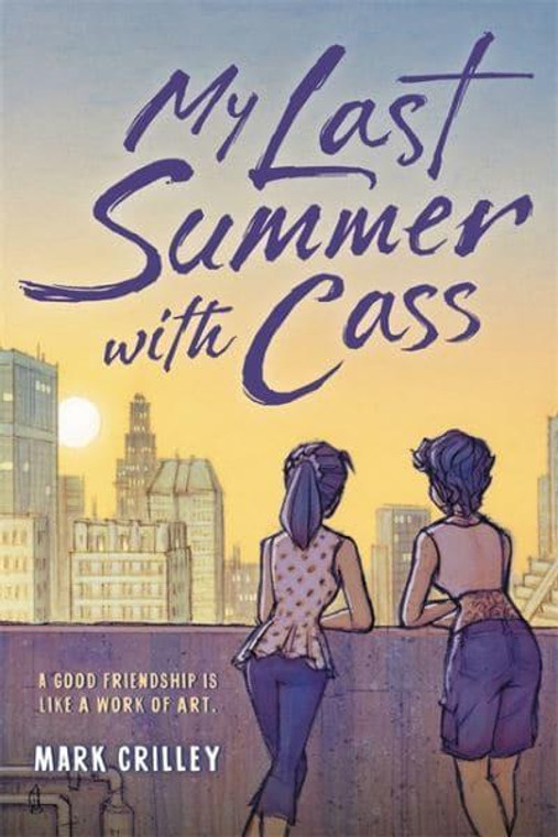 MY LAST SUMMER WITH CASS GN