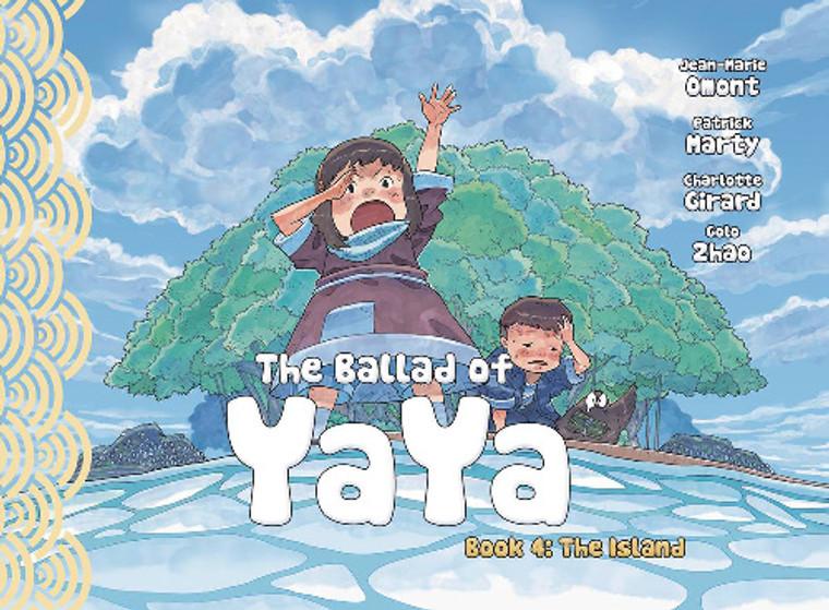 BALLAD OF YAYA SC VOL 04