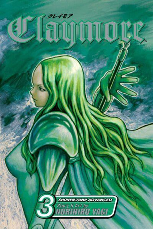 RECYCLED - CLAYMORE VOL 03