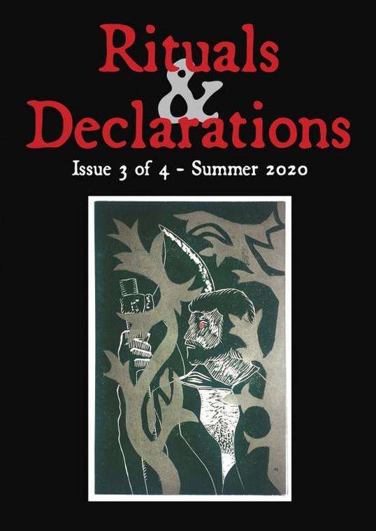 RITUALS & DECLARATIONS VOL 01 ISSUE 3