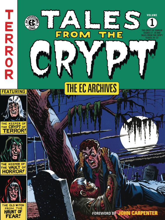 EC ARCHIVES TALES FROM CRYPT TP VOL 01
