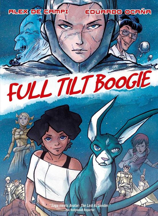 FULL TILT BOOGIE TP
