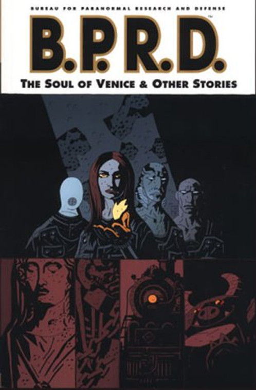 RECYCLED - BPRD SOULD OF VENICE AND OTHER STORIES TP