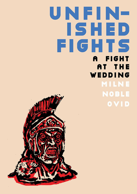 UNFINISHED FIGHTS ISSUE 01