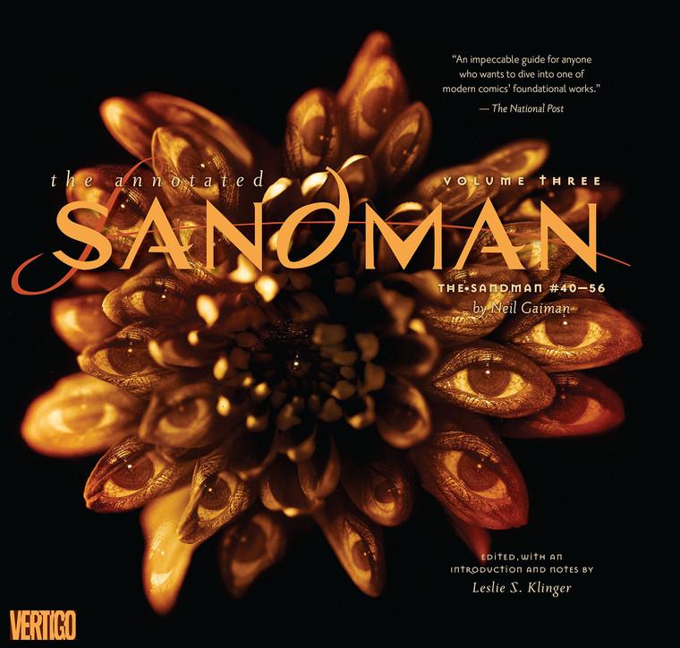 ANNOTATED SANDMAN HC VOL 03
