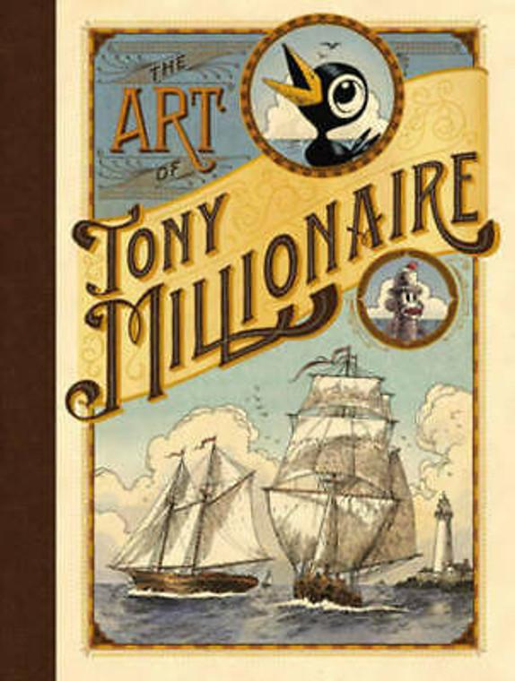 ART OF TONY MILLIONAIRE HC