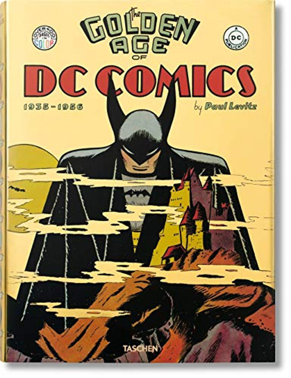 GOLDEN AGE OF DC COMICS HC