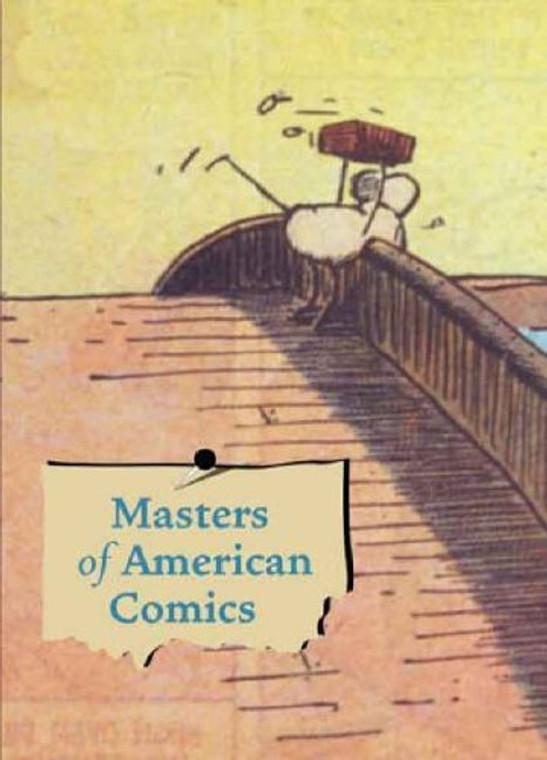 MASTERS OF AMERICAN COMICS HC