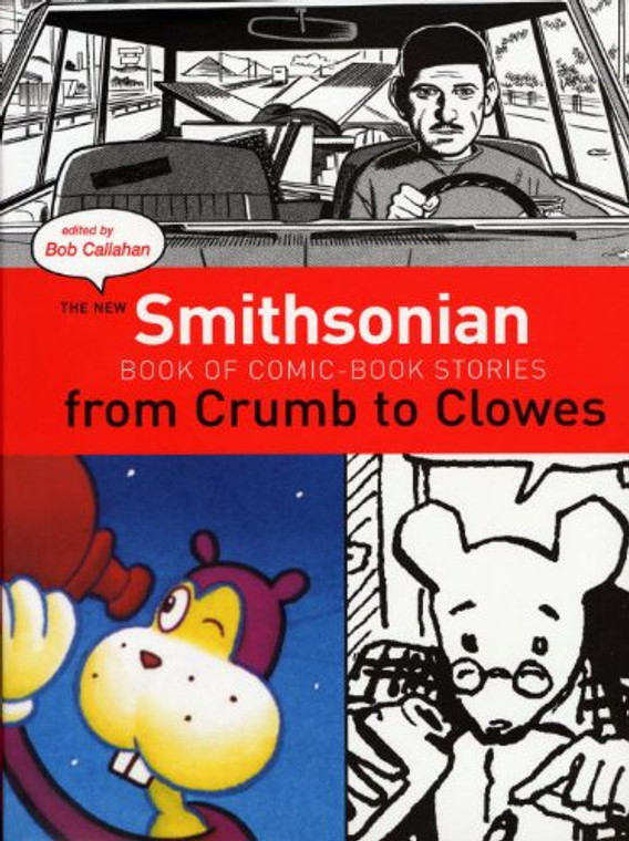 RECYCLED - SMITHOSIAN FROM CRUMB TO CLOWES HC