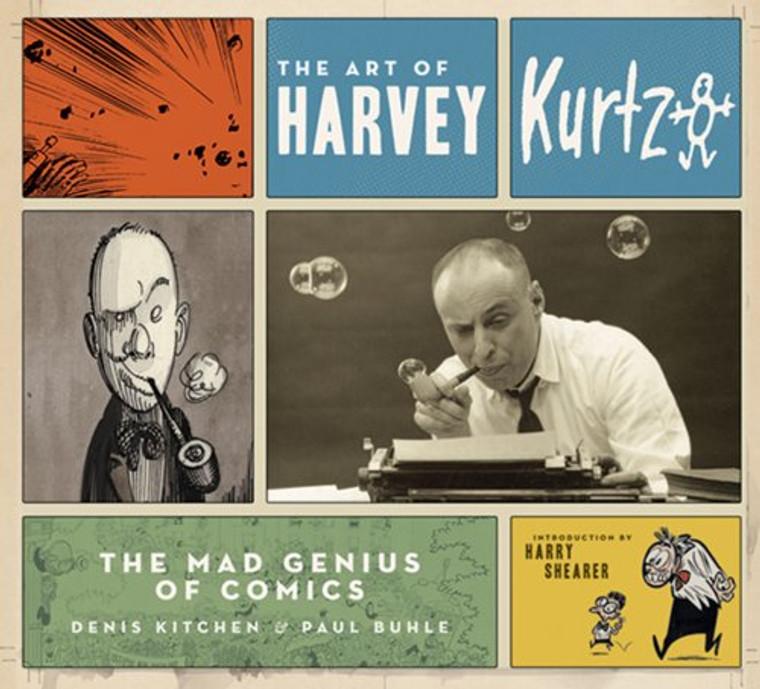 ART OF HARVEY KURTZMAN HC