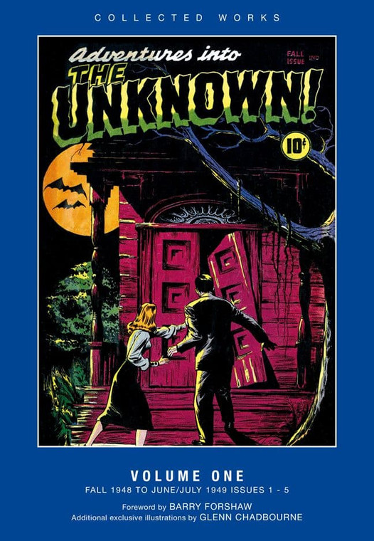 ADVENTURES INTO THE UNKNOWN HC VOL 01
