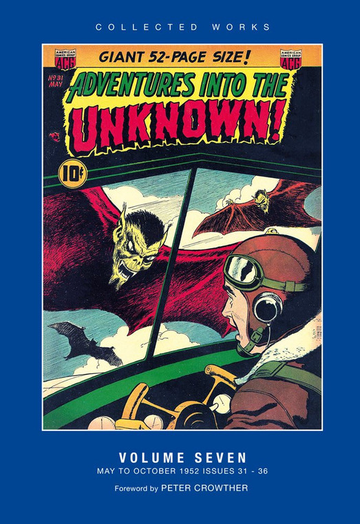 ADVENTURES INTO THE UNKNOWN HC VOL 07